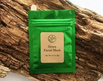 Detox Facial Mask - Detoxifying Facial Mask