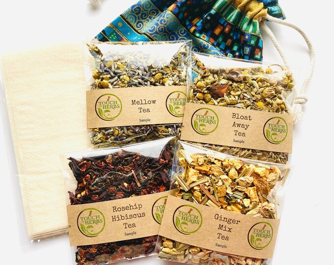 PMS Relief and Support Tea