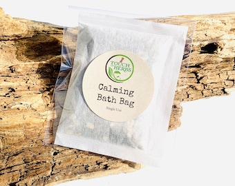 Calming Bath Bag Soak