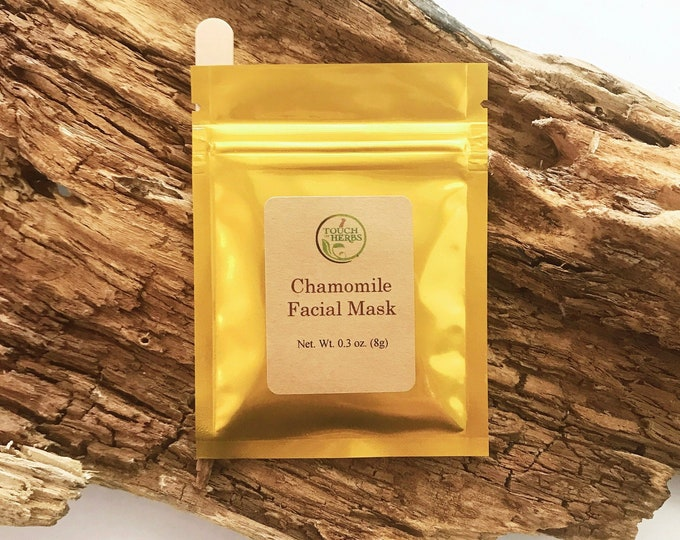 Chamomile Facial Mask - Sensitive Skin Facial Mask