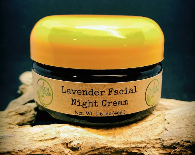 Lavender Night Cream