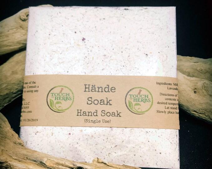 Hände Soak - Natural Hand Soak