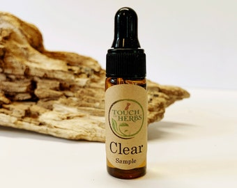 "Herbal Face Oil ""Clear"" Sample"