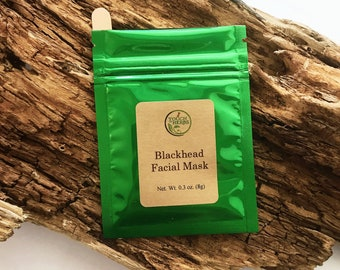 Herbal Blackhead Facial Mask - Clear Skin Facial Mask