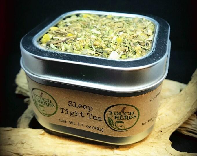 Sleep Tight Tea - Natural Sleeping Aid - Sleep Tea