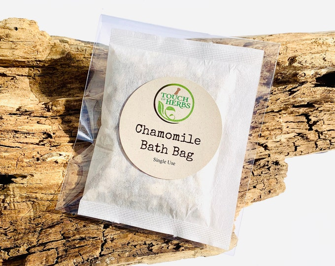 Chamomile Bath Bag Soak