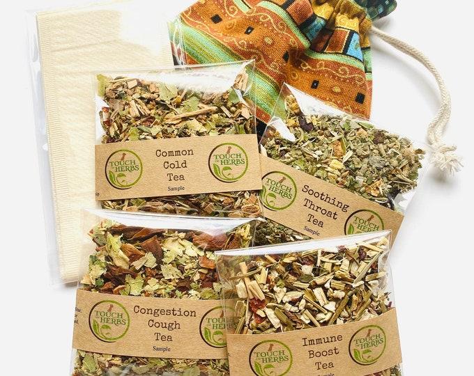 Get Well Tea Package