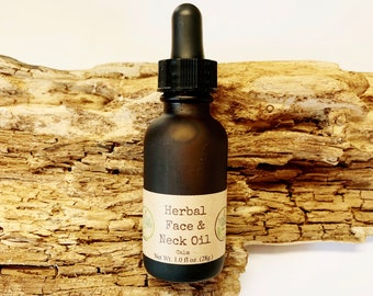 "Herbal Facial Oil ""Calm"""