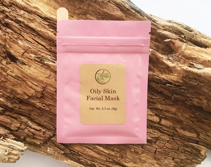 Oily Skin Facial Mask