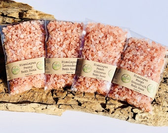 Bath Salt Gift Set
