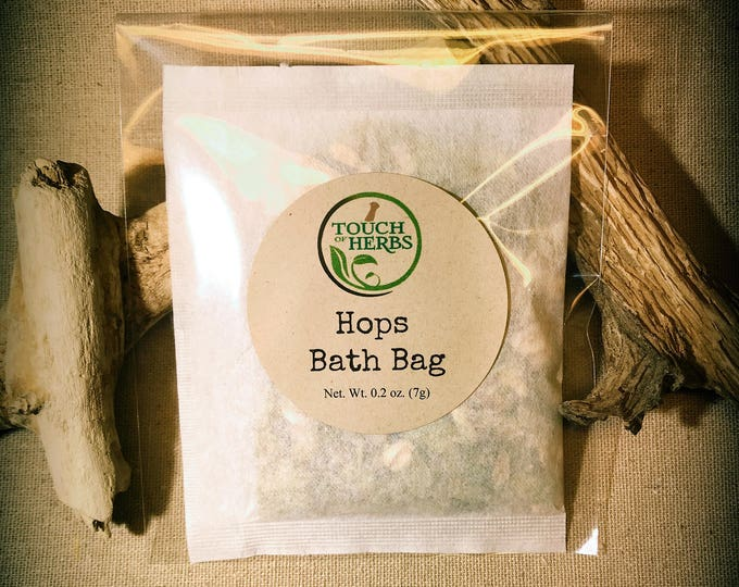 Hops Bath Bag - Beer Bath