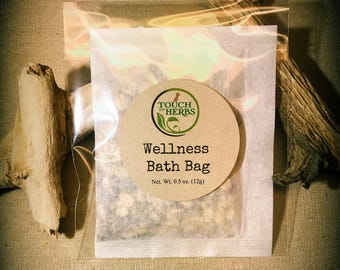 Wellness Bath Bag - Turn your water into luxurious bathing experience