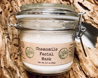 Chamomile Facial Mask