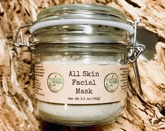 All Skin Types Facial Mask
