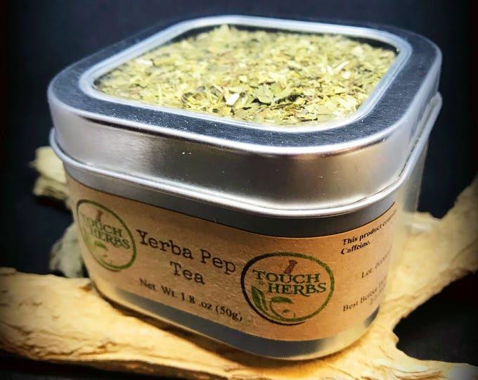 Yerba Pep Tea - Yerba Mate Peppermint Mix