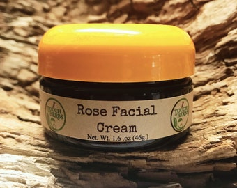 Rose Facial Cream