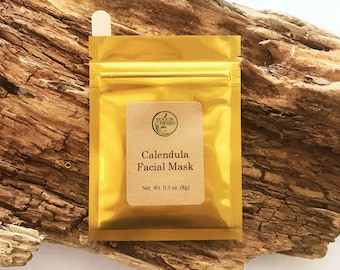 Calendula Facial Mask