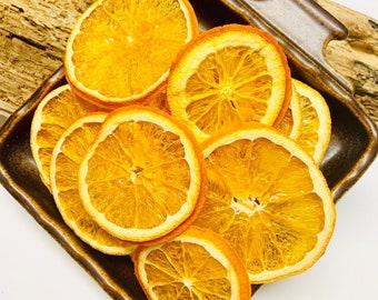 12 Dried Orange Slices