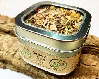 Herbal Common Cold Tea