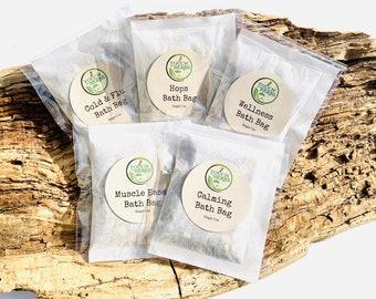 Herbal Bath Bag Variety Pack