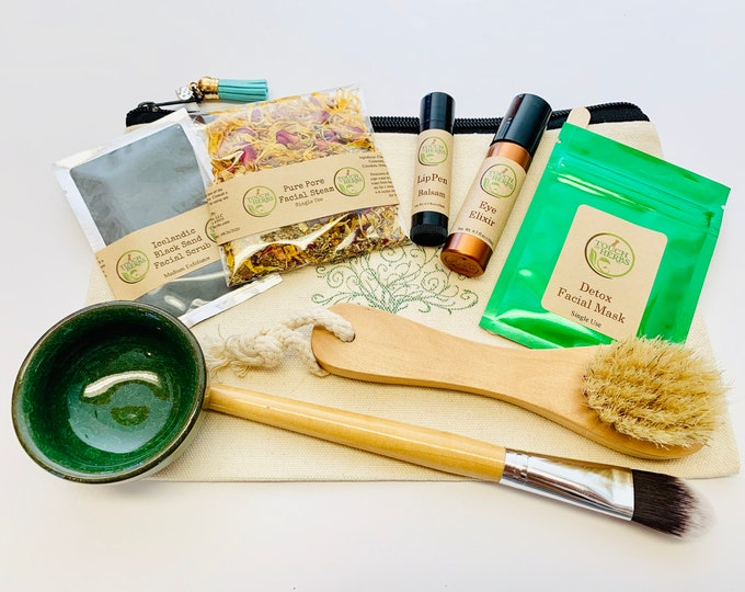 Herbal Skin Care Set