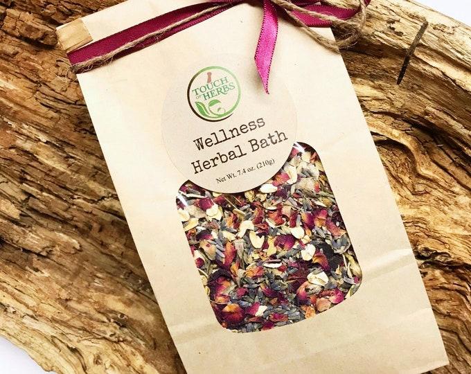 Herbal Wellness Bath Blend