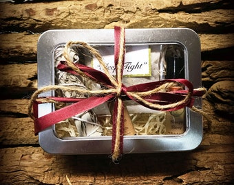 Natural Sleep Aid Box - Insomniac Gift Box  - Relaxation Gift Set