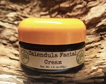 Calendula Facial Cream