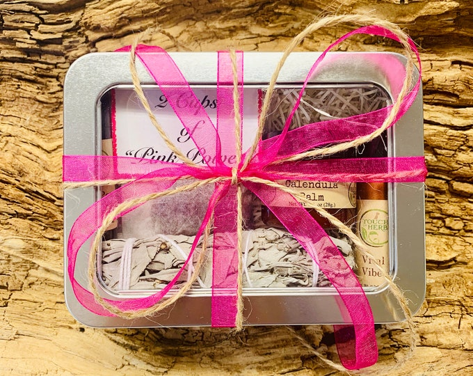 Pink Power Gift Box