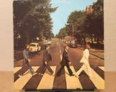 The Beatles - Abbey Road - Apple Records SO-383 - vinyl LP Album 1969 rock classic pop psychedelic 60s
