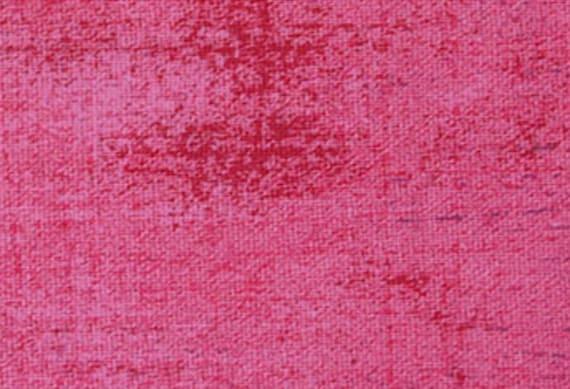 Per 1//4 Metre Moda Fabric Grunge Paradise Pink