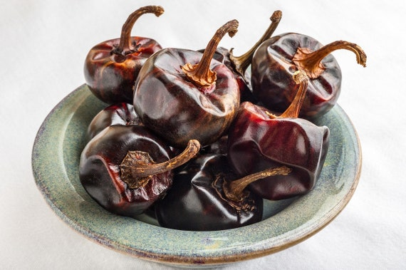 Cascabel chilli. Dried chillies. 50G
