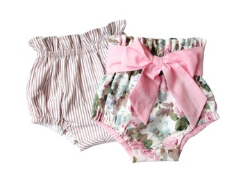 8e0805ba9e87 Baby Toddler Bloomers pattern, High Waisted Bloomer PDF, Bloomers pattern, Baby  shorts pattern, Diaper Cover pattern, Patterns for kids