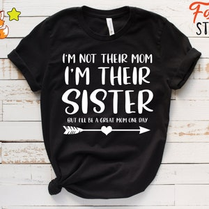 girls Chula and Bless cute woman t-shirt sister pride. mom