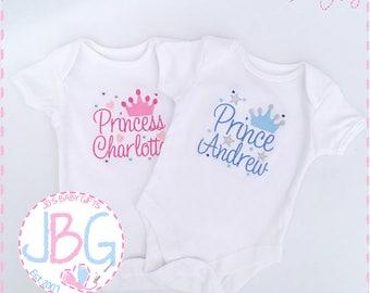 Custom Baby Clothes Etsy
