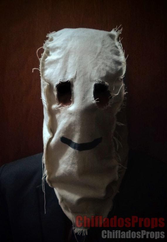 The Strangers Style Sack Cloth Scarecrow Mask