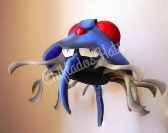 Tentacruel Pokemon Anime  Hat Cosplay