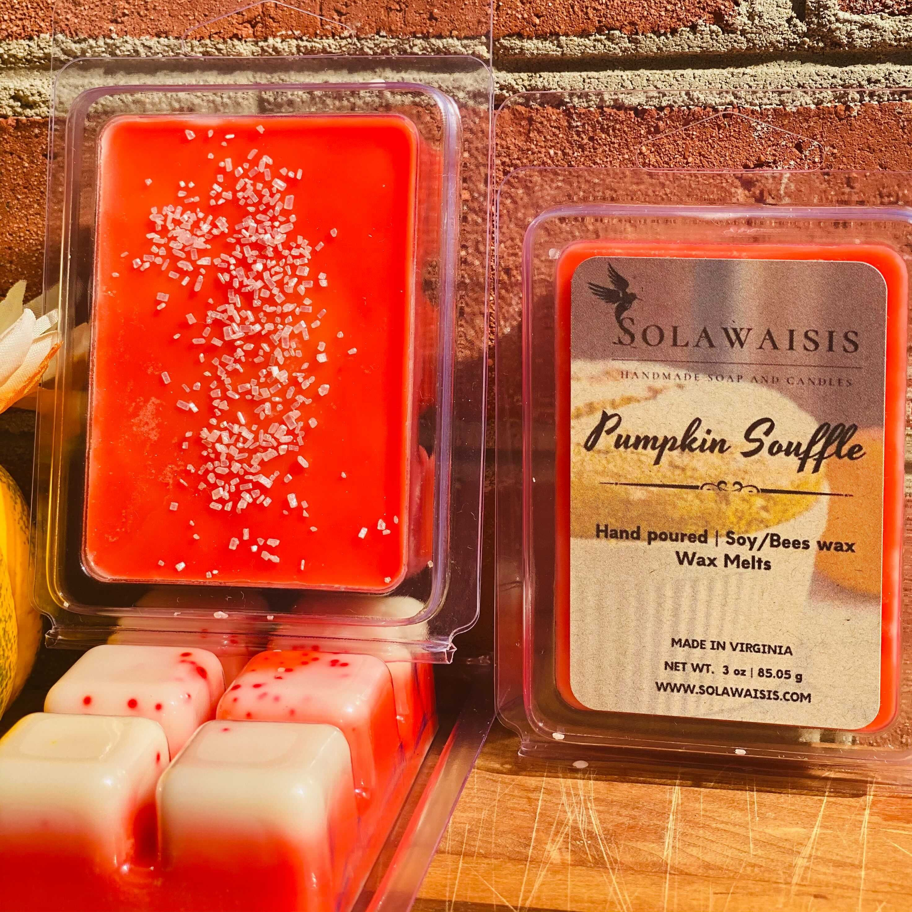 Buy 3 get 1 Free Wax Melts Scented Wax Melts Pure Soy Bees