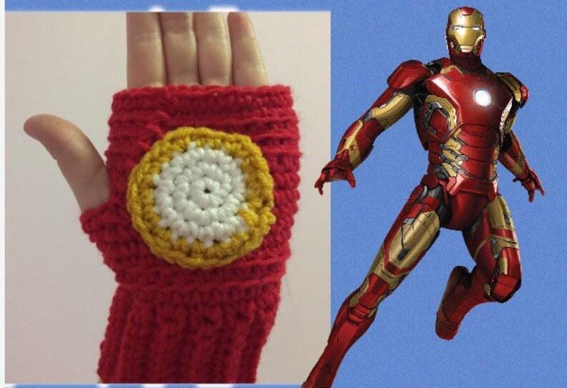 PATTERN Iorn Man Gloves
