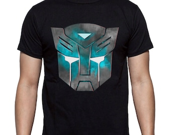 Transformers Autobots T-shirt Autobots Symbol Movie t-shirt Gift for him For boyfriend Birthday Gift for brother Mens tshirt For geeks