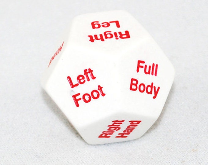 Body Parts Hit Dice