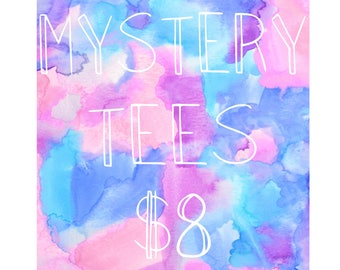 MYSTERY MONOGRAM CLEARANCE