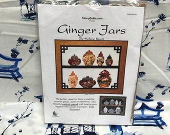 Ginger Jars by Helene Knott Pattern