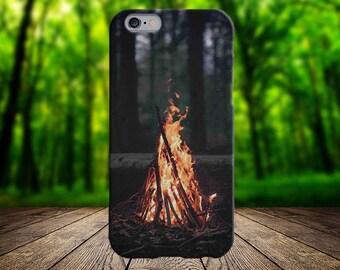 Campfire Phone Case