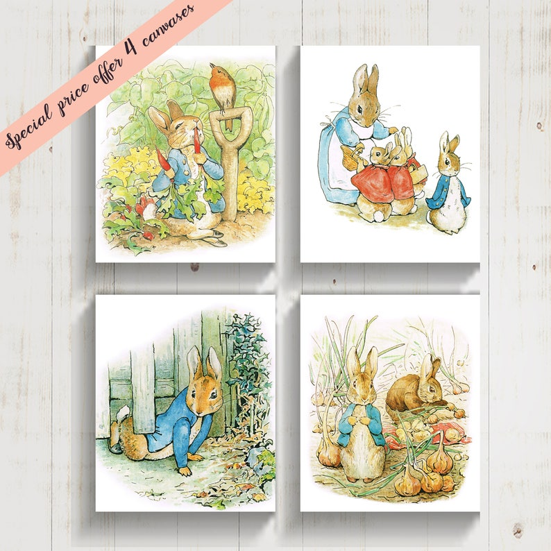 ONLY 75 IN WORLD! ONE-OF-A-KIND PRINT BEATRIX POTTER/'S HOUSE HOME ENGLAND