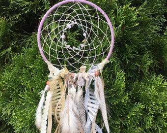 Boho Lavender Dream Catcher