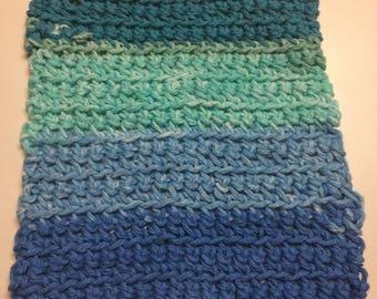 Multicolor Dish Cloth