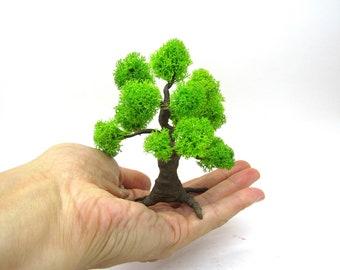 Ufficio Zen Garden : Wire bonsai tree zen etsy