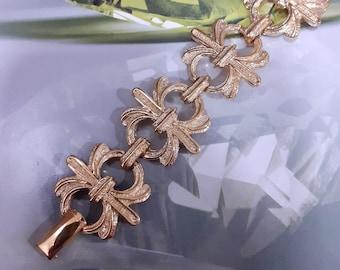 Bracelet VINTAGE - Fleur de Lys