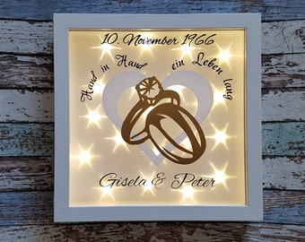 Goldene Hochzeit Etsy